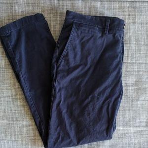 ♂️ Goodfellow 34Wx30L Navy Blue Chino slacks